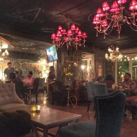 Cloud Lounge Arlington