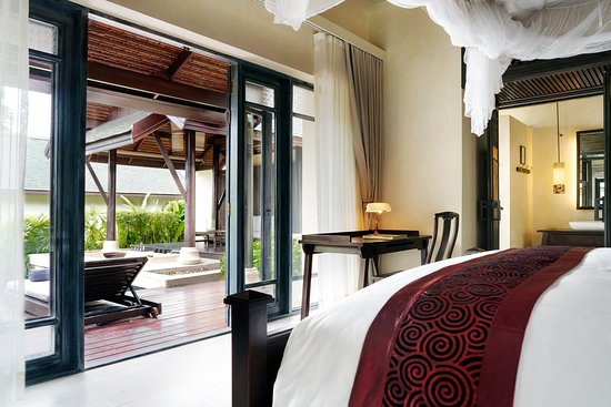 Anantara Lawana Koh Samui Resort: Anantara Pool Villa