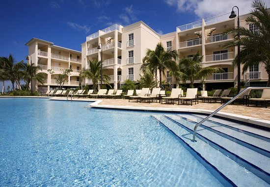 Key West Marriott Beachside Hotel: Outdoor Pool