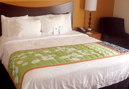 Fairfield Inn & Suites Carlisle: King Guest Room