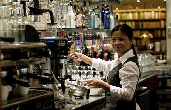 Mornington Hotel Stockholm City: Mornington Bar