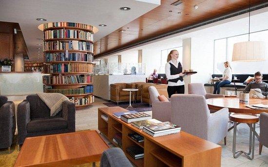 Mornington Hotel Stockholm City: Mornington Lobby