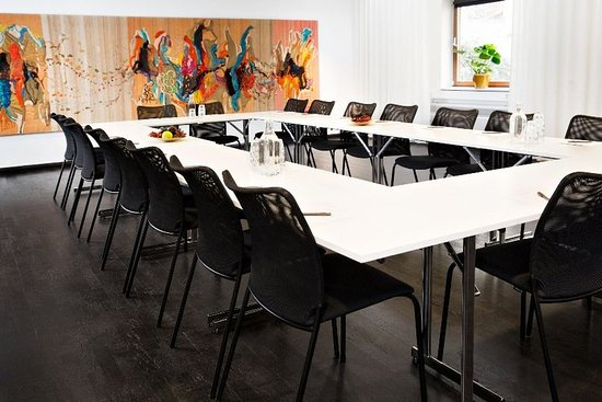 Mornington Hotel Stockholm City: Conference room
