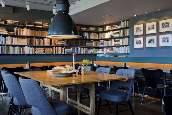 Mornington Hotel Stockholm Bromma: Restaurant