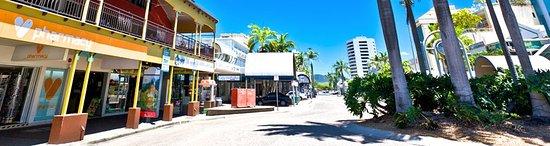 Holloways Beach, Αυστραλία: Dining1