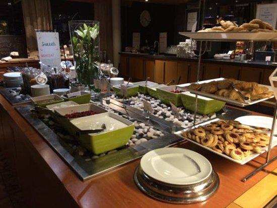Vantaa, Finlandia: Delicious products