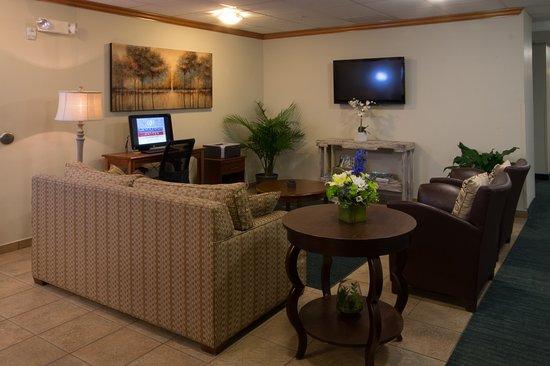 Alabaster, AL: Hotel Lobby
