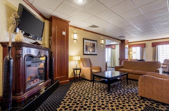 Comfort Suites : Miscellaneous
