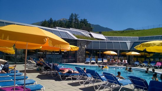 Olympia Sport: Outdoor pool