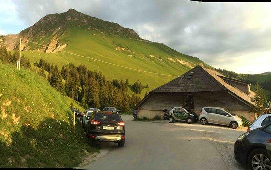 Les Paccots, Suiza: Vue extérieure