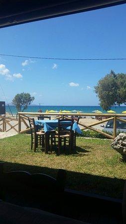 Drapanias, Griekenland: Ippokampos Cafe Restaurant
