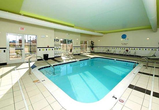 คุกวิลล์, เทนเนสซี: Indoor Pool