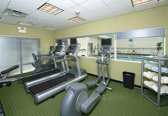 Fairfield Inn & Suites Cookeville : Fitness Center