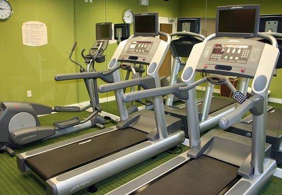 Strasburg, Βιρτζίνια: Fitness Center