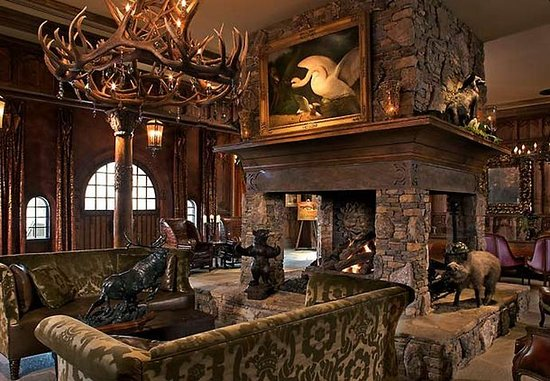 Grand Bohemian Hotel Asheville, Autograph Collection: Lobby