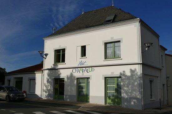 Le Champalud : Hôtel