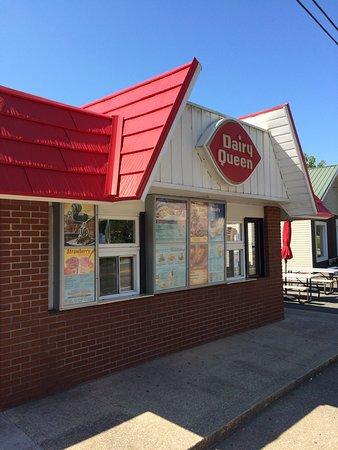 Gassaway, فرجينيا الغربية: Gassaway Dairy Queen