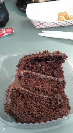 Damascus, VA: World Famous Chocolate Cake