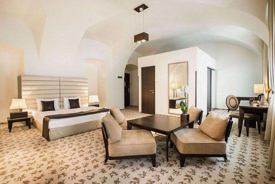 Buda Castle Fashion Hotel: Suite