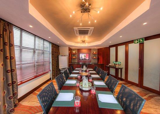 City Lodge Hotel Sandton Morningside: Boardroom