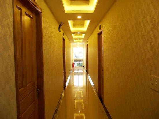 Long Hai, Vietnam: Lối đi vào phòng