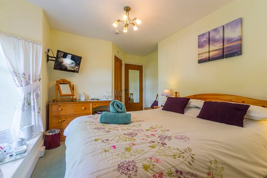 The Old Coach House: Buckator double en-suite room