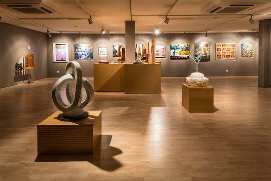 Centro de Arte de Escaldes-Engordany /Centre d'Art d'Escaldes-Engordany