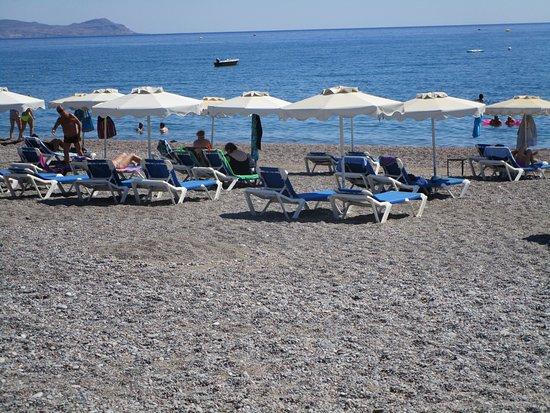 Vlycha, Grekland: spiaggia