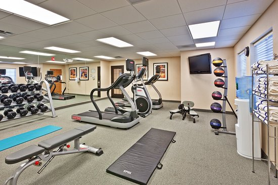 Clarence, NY: Fitness Center