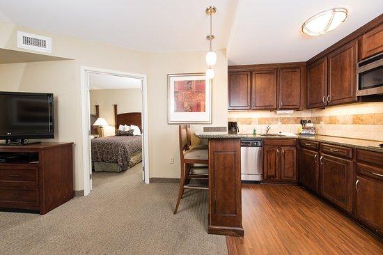 Staybridge Suites Columbia: One Bedroom Two Queen Suite