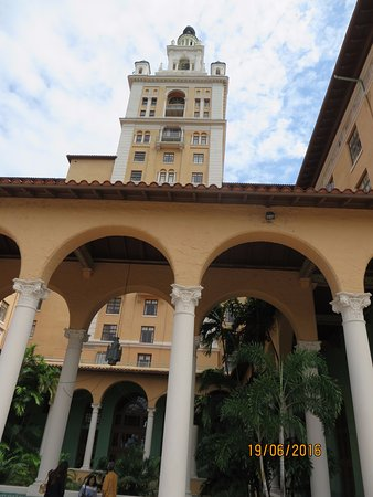 Coral Gables, FL: Vista interior