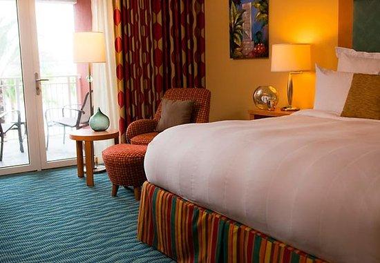 Renaissance Curacao Resort & Casino: King Island Guest Room