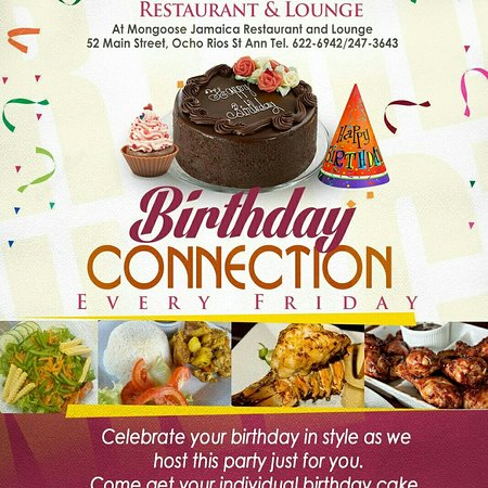 Mongoose Jamaica Restaurant And Lounge Good Food Service Always