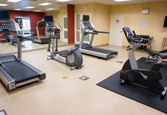 Fairfield Inn & Suites Wilkes-Barre Scranton: Fitness Center