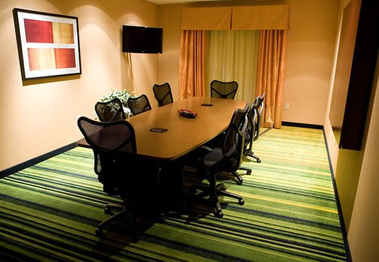 Fairfield Inn & Suites Wilkes-Barre Scranton: Meeting Room