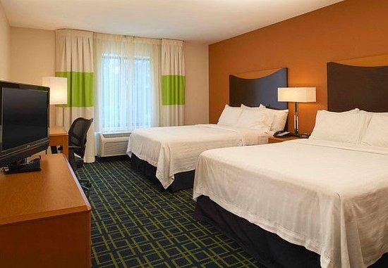 นิวบัฟฟาโล, มิชิแกน: Queen/Queen Guest Room