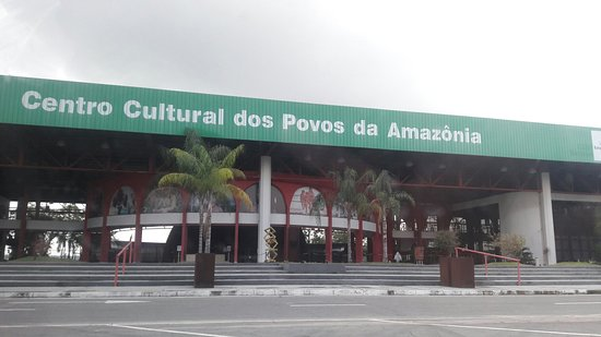‪Cultural Centre of the Peoples of the Amazon‬