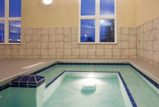 Antigo, Wisconsin: Holiday Inn Express & Suites Antigo Whirlpool