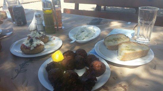Drapanias, Griechenland: Ippokampos Cafe Restaurant