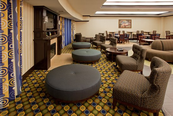 Buda, TX: Guest Dining Lounge