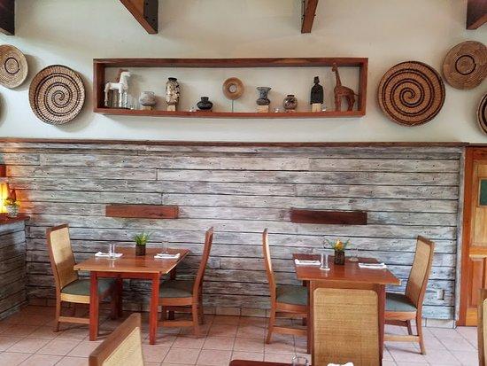 Ka'ana Resort: Dining area
