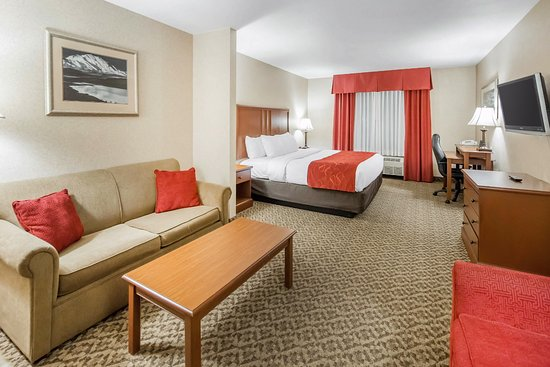 Comfort Suites Anchorage International Airport: Miscellaneous