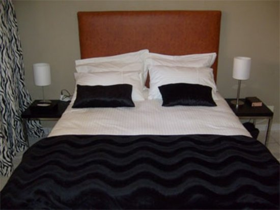 Germiston, Sudáfrica: Bedroom suite for Private Garden Apartment 2