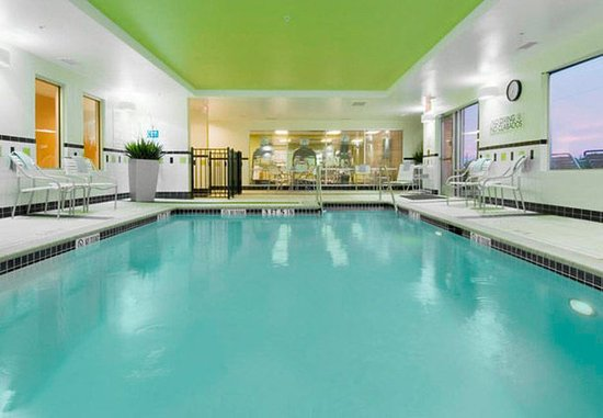 Fairfield Inn & Suites Austin North/Parmer Lane: Indoor Pool