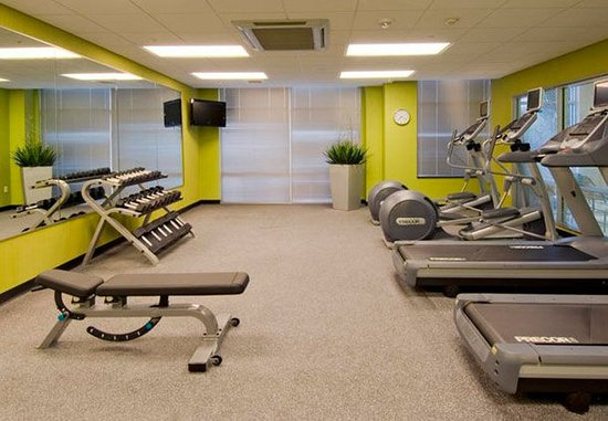 Fairfield Inn & Suites Austin North/Parmer Lane: Fitness Center