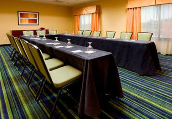 Fairfield Inn & Suites Austin North/Parmer Lane: Meeting Room