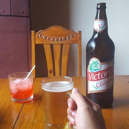 CocinArte: Good drink options