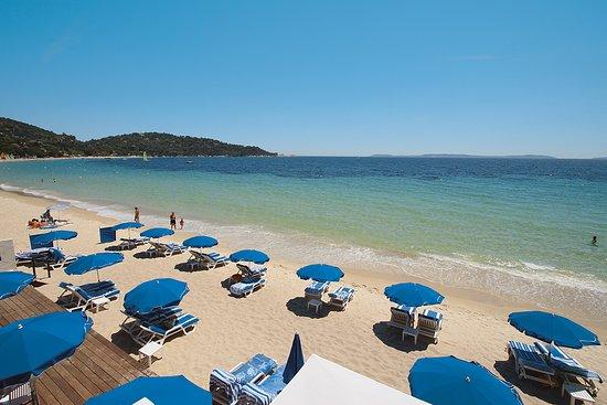 Cavaliere, Francia: Une plage de rêve avec du sable blanc ...