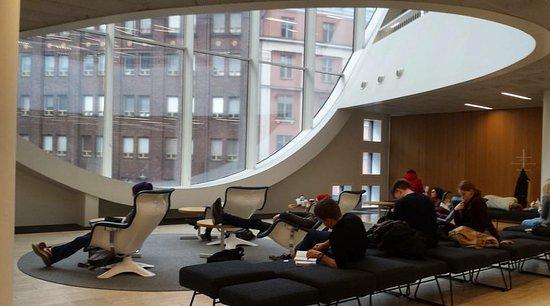 Helsinki University Library - kuva: Helsingin Yliopiston Kirjasto, Helsinki - TripAdvisor