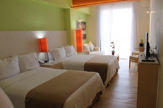Salamanca, México: Guest Room